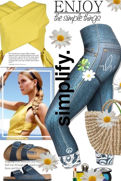simplify.- Fashion set