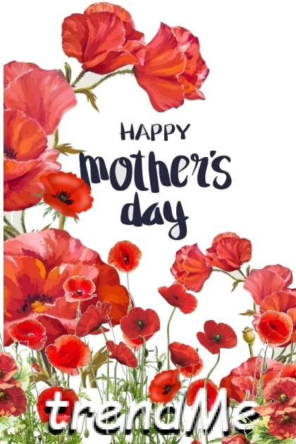 Happy Mother's Day trendMe