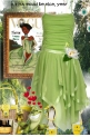 Tiana....A kiss would be nice, Yes ?