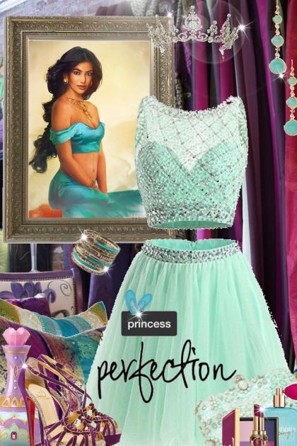 Jasmine...Princess Perfection