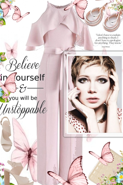 Believe In Yourself......