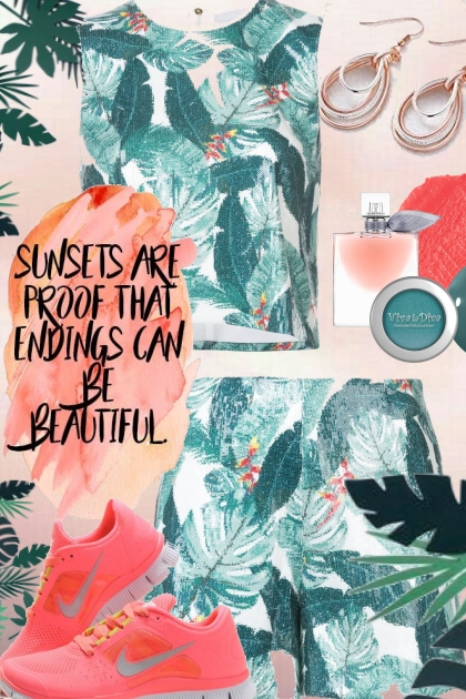 Sunsets Are Proof