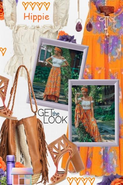 Hippie....Get the Look
