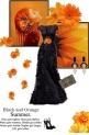 A Black and Orange Summer