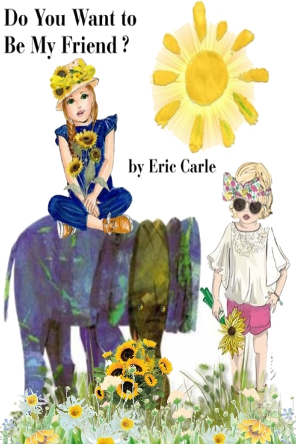 Children's Book by Eric Carle
