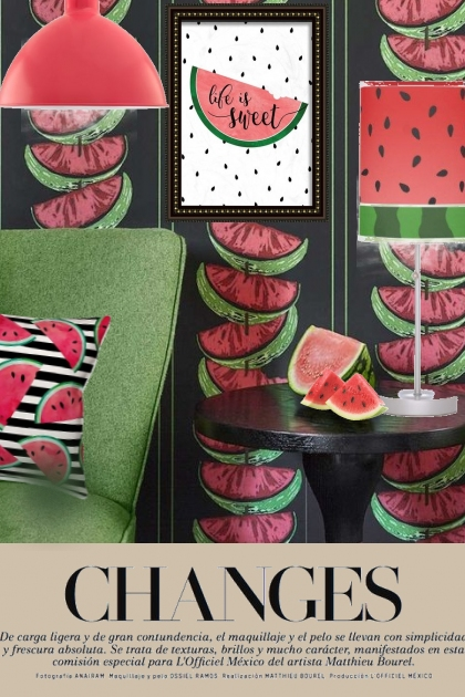 The Watermelon Room