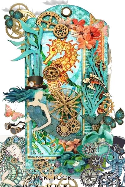 The Steampunk Mermaid