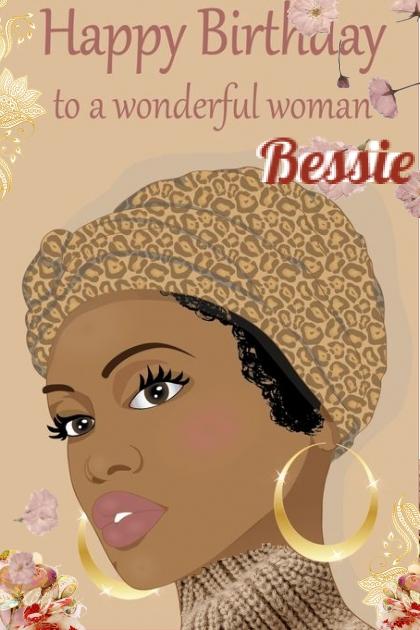 Happy Birthday Bessie