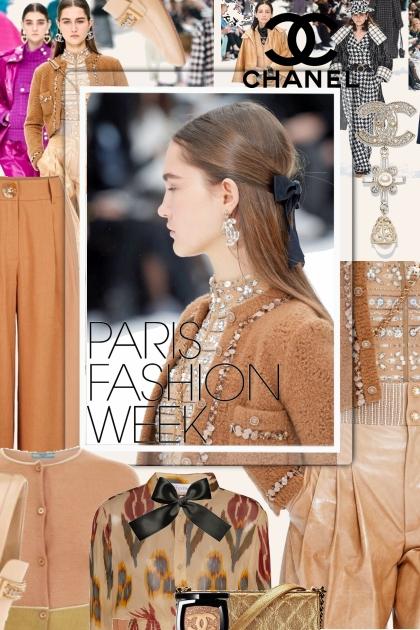 Chanel * Paris Fashion Week