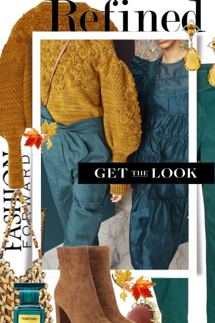 Refined Fashion