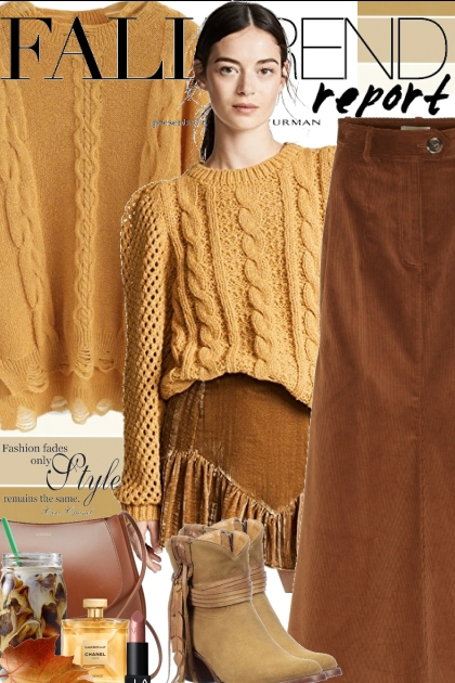 Fall Trend Report @