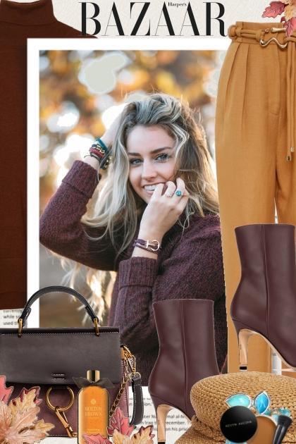 Fall Bazaar- Combinaciónde moda