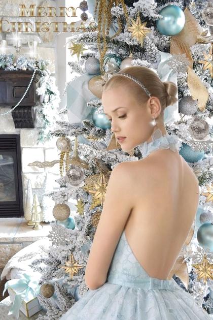 A Merry Blue Christmas