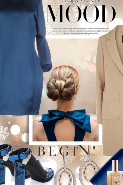 Let the Fashion Mood Begin