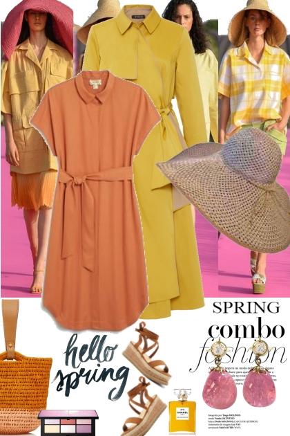 Spring Combo Fashion