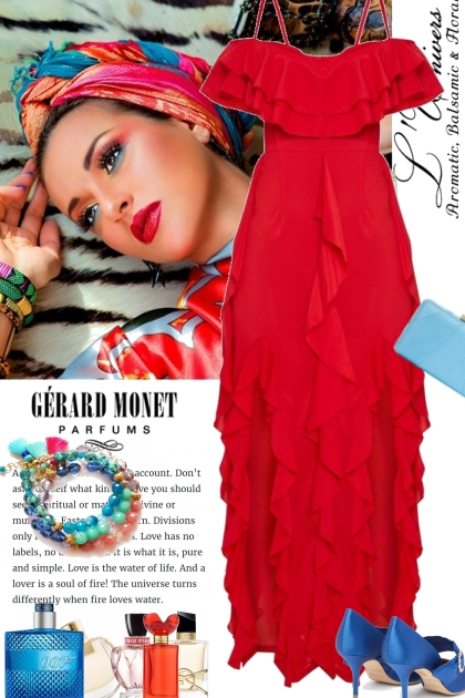 Gerard Monet L' Univers