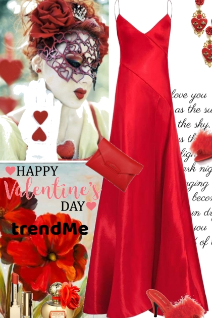 Happy Valentined Day trendMe 2020