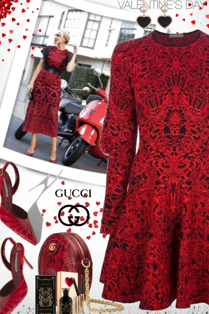 Gucci for Valentines Day