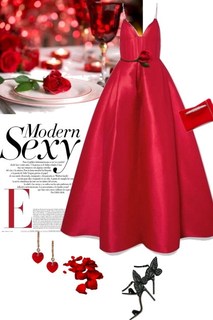 A Modern and Sexy Valentine