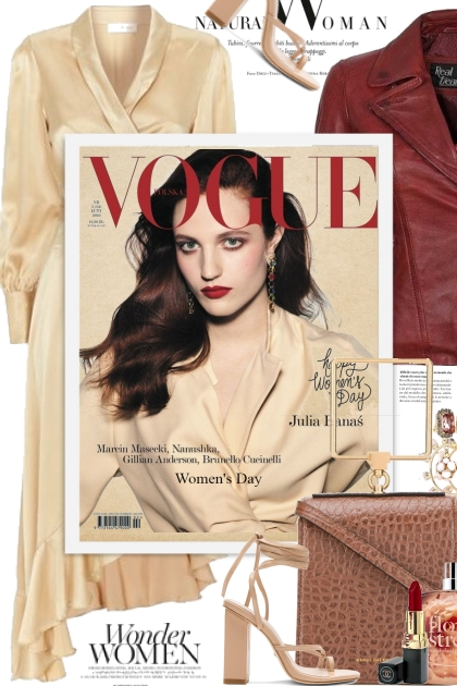 Vogue Womens Day