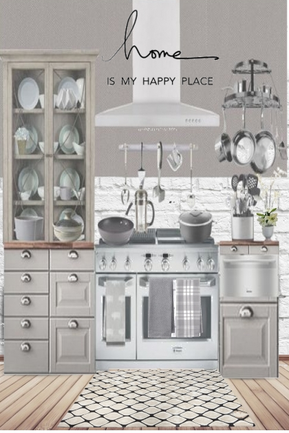 Home  is My Happy Place- Fashion set