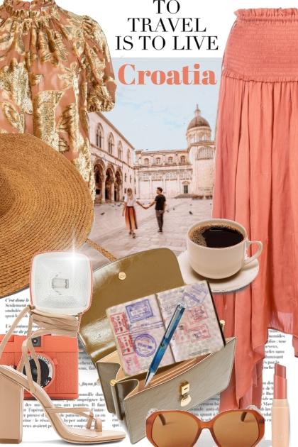 A dream to travel to Croatia