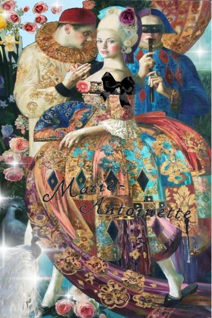 Marie Antoinette- Fashion set