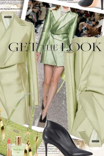Get The Look....Blazer Dress Love