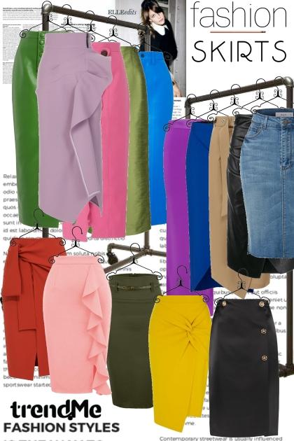 trend.Me FASHION STYLES- Fashion set