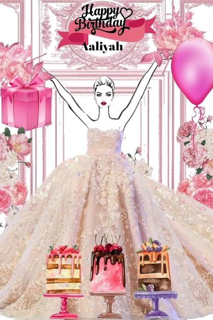 Happy Birthday Aaliyah- Combinaciónde moda
