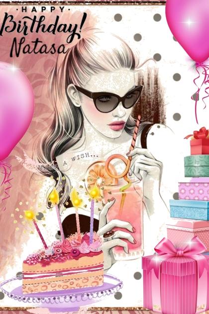 Happy Birthday Natasa