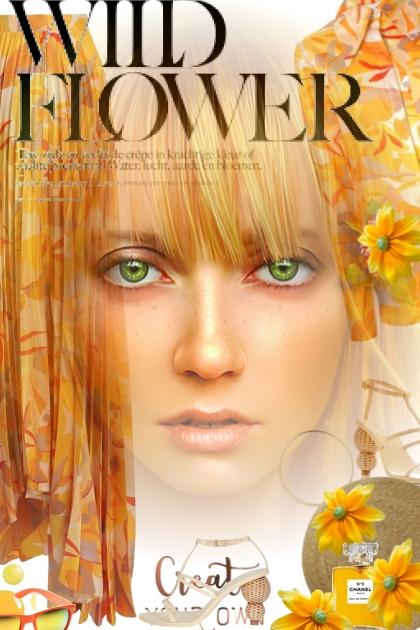 Wild Summer Flower