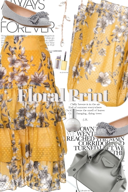 Always and Forever in Floral
