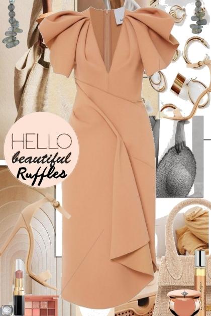 Hello Beautiful Ruffles