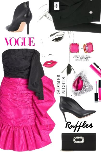 Vogue Ruffles