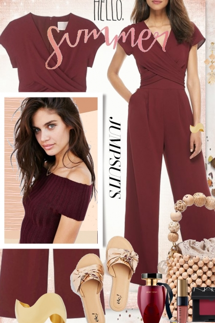 Hello Summer Jumpsuits