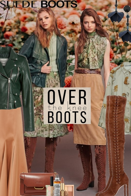 fashion Trend Boots