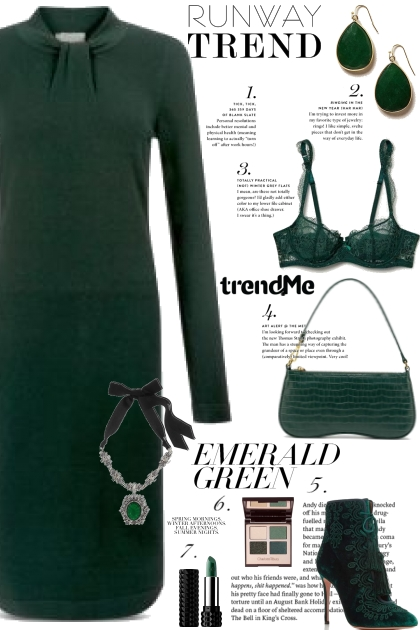trendMe Fall Color Trend...Green
