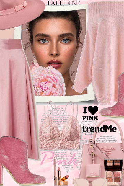 FALL TREND PINK