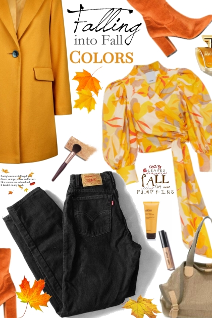 Falling into Fall Colors