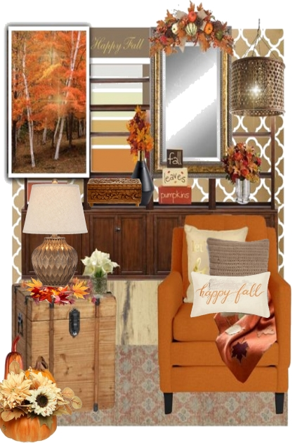 The Hello Fall Room