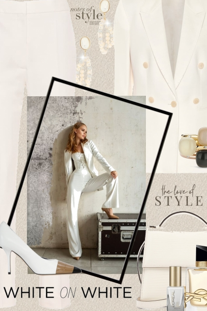 White...The Love of Style
