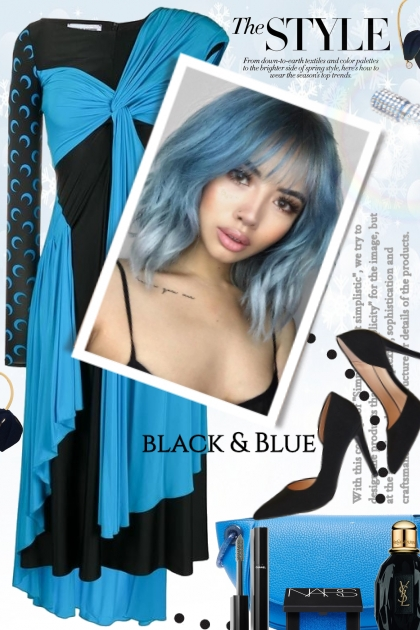 The Style of Black and Blue