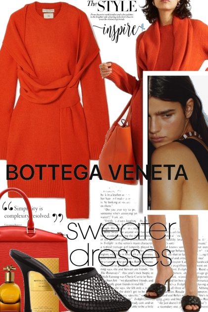The Style to Inspire...The Sweater Dress