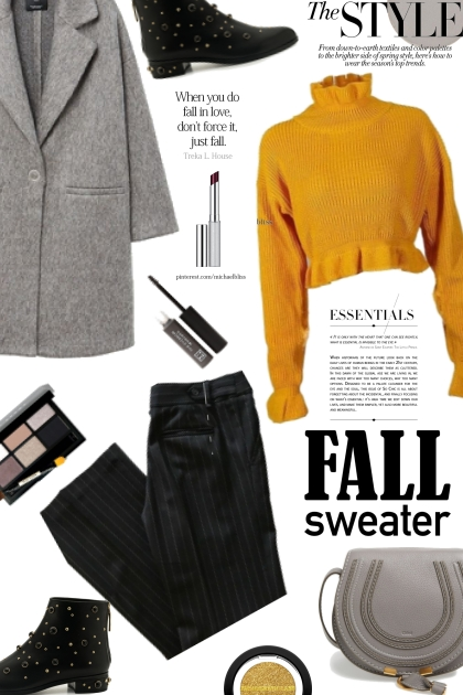 Fall...Sweater Style