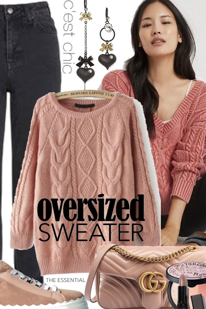 The Oversized Sweater