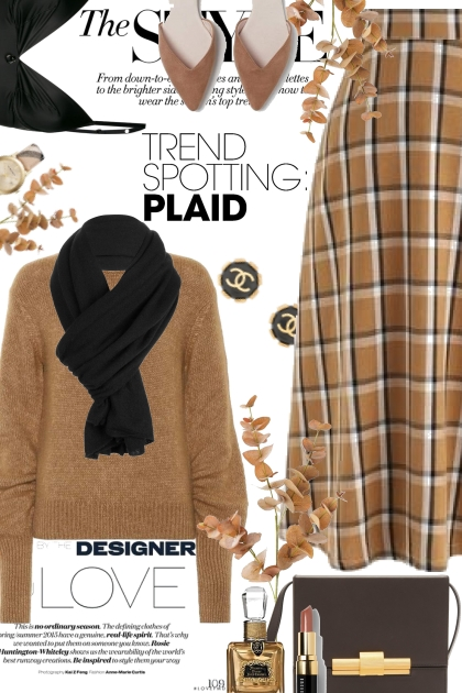 Trend Spotting Plaid Love