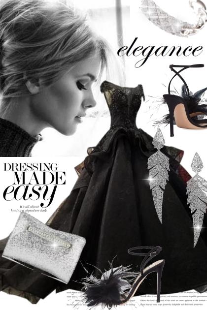 Elegance Dressing Made Easy