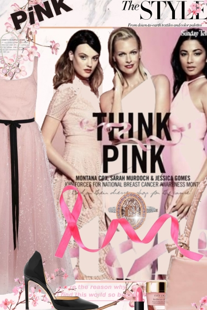 THE THINK PINK STYLE