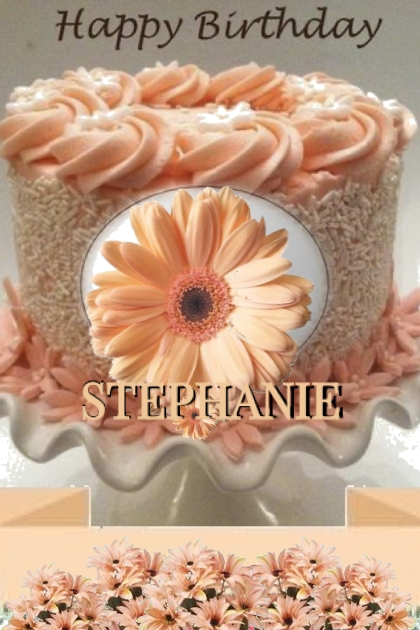 Happy Birthday Stephanie